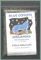 Buy Blue Coyote Organic Damaina Herb
