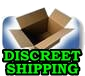 Discreet shipping for Dot Crawlers