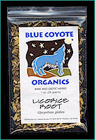 Blue Coyote Licorice Root Herbal
