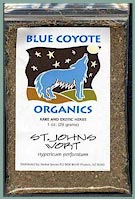 Buy Blue Coyote Organics St. Johns Wort at Herb Find